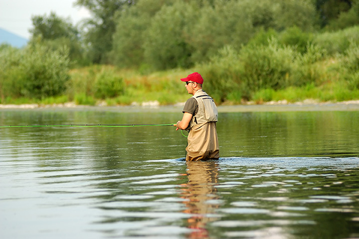 The 5 Best Fly Fishing Spots in Maine!