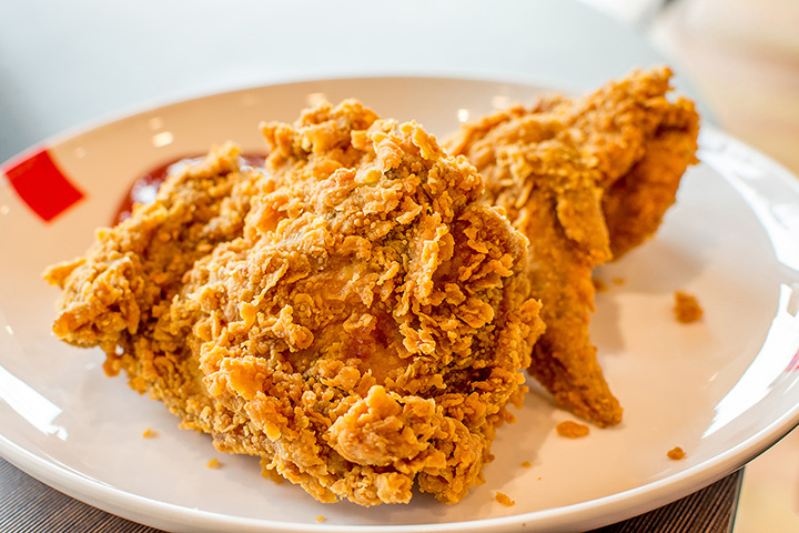 The 7 Best Places for Fried Chicken in Maine!