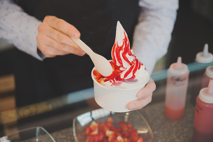 9 Best Frozen Yogurt Places in Maine