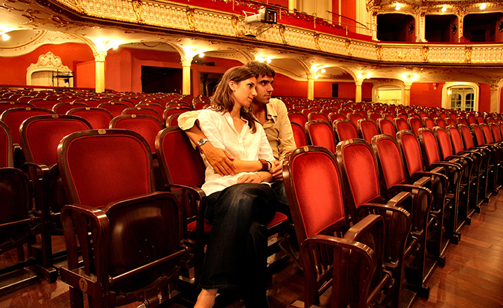 The 9 Best Historic Theaters in Maine!