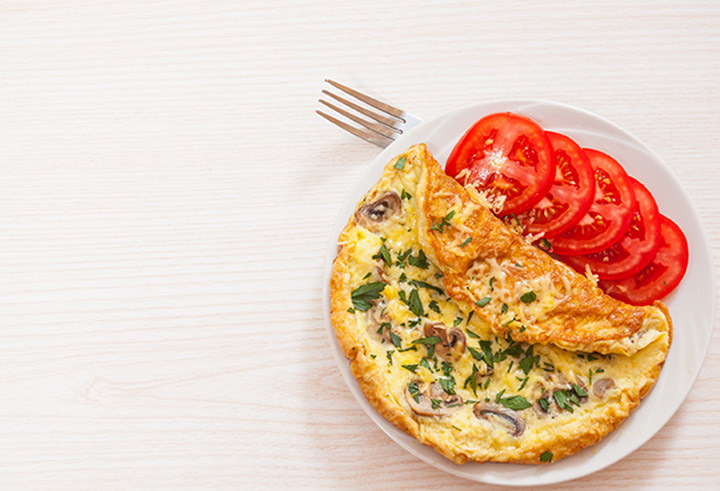 The 10 Best Omelets in Maine!