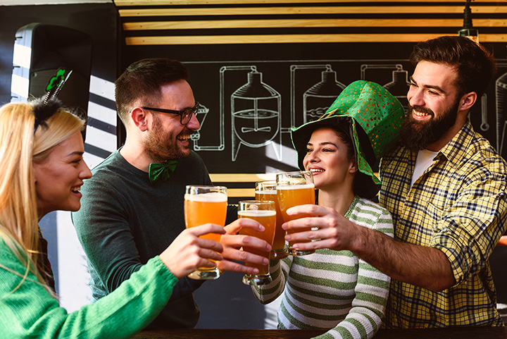 The 12 Best Places to Celebrate St. Patrick's Day in Maine!