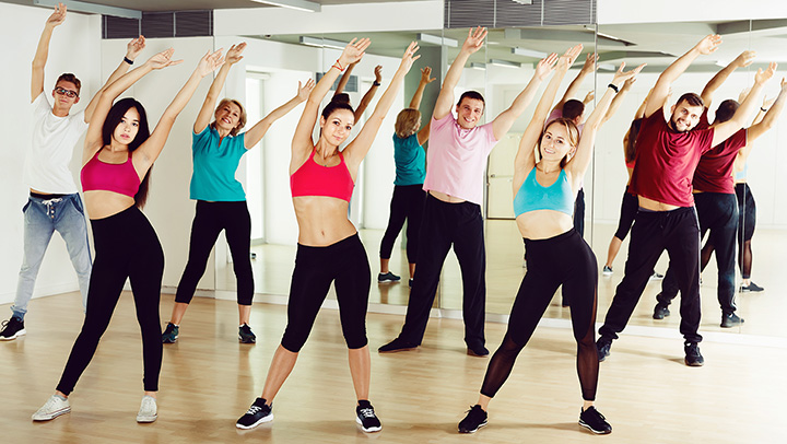 The 10 Best Zumba Classes in Maine!