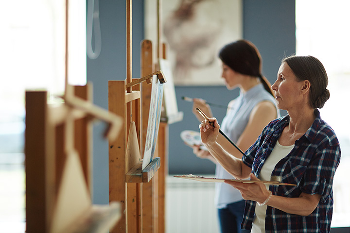 10 Best Art Classes in Michigan