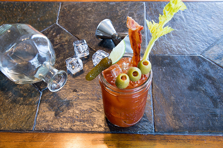 The 10 Best Places for a Bloody Mary in Michigan!