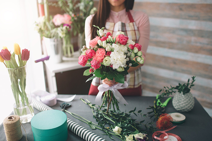 The 10 Best Florists in Michigan!