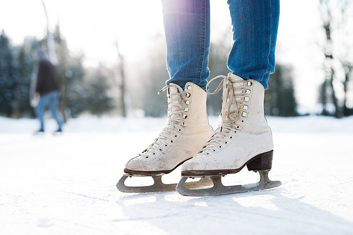 The 10 Best Ice Skating Rinks in Michigan!