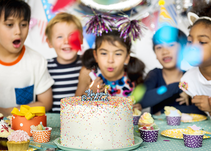 The 10 Best Places for a Kid's Birthday Party in Michigan!