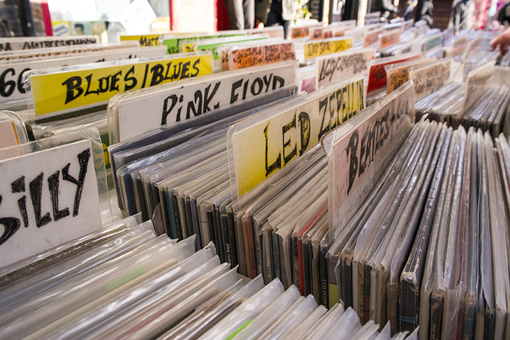 10 Best Record Stores in Michigan