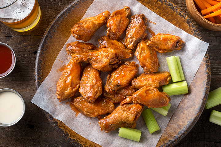 The 10 Best Spots for Wings in Michigan!