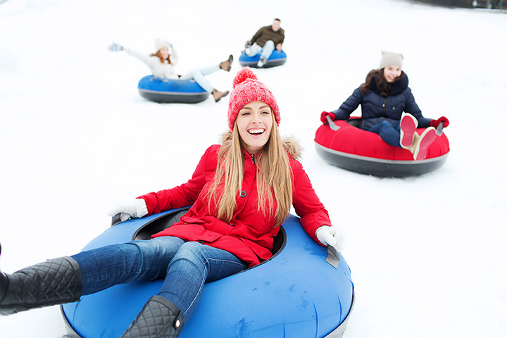 15 of Michigan's Best Winter Activities!