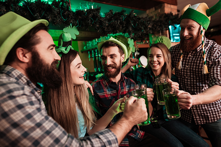 The 14 Best Places to Celebrate St. Patrick's Day in Minnesota!