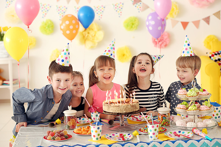The 10 Best Places for a Kid's Birthday Party in Missouri!
