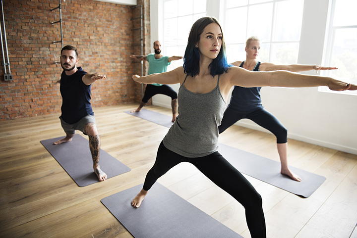 The 10 Best Yoga Studios in Missouri!