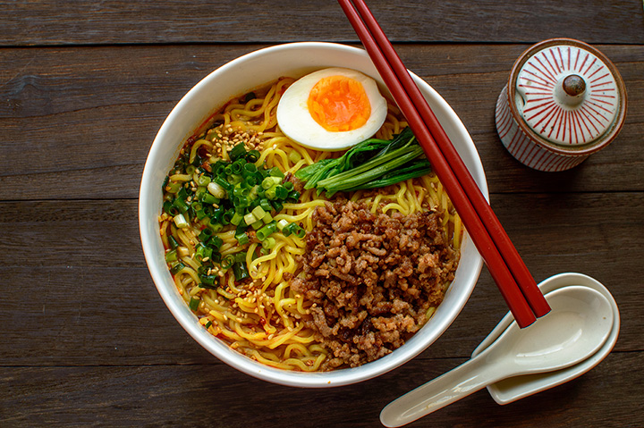 The 10 Best Spots for Noodles in Mississippi!