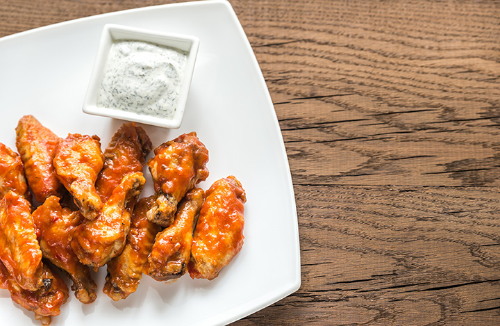The 10 Best Spots for Wings in Mississippi!