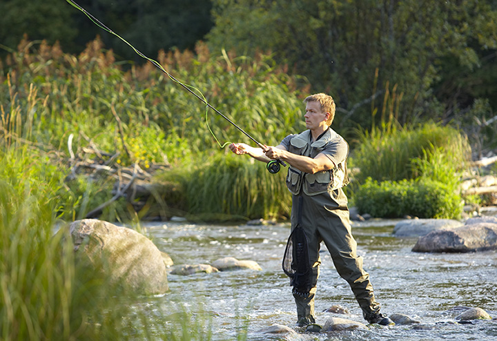 The 5 Best Fly Fishing Spots in North Carolina!