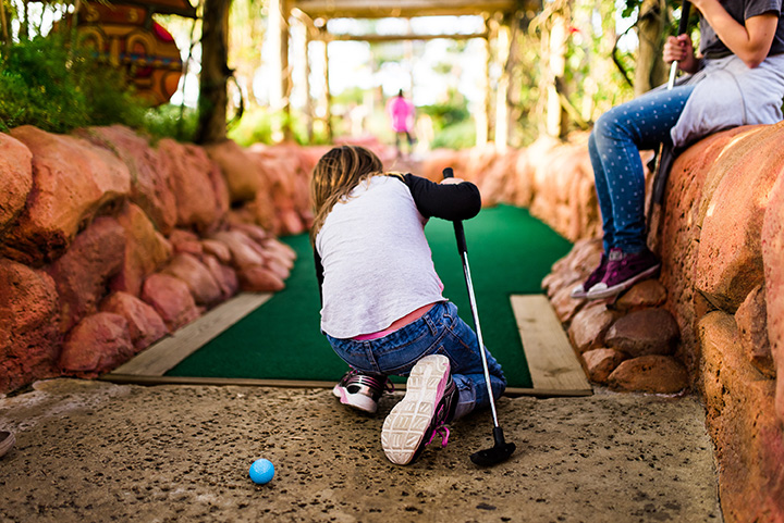 The 10 Best Mini Golf Courses in North Carolina!