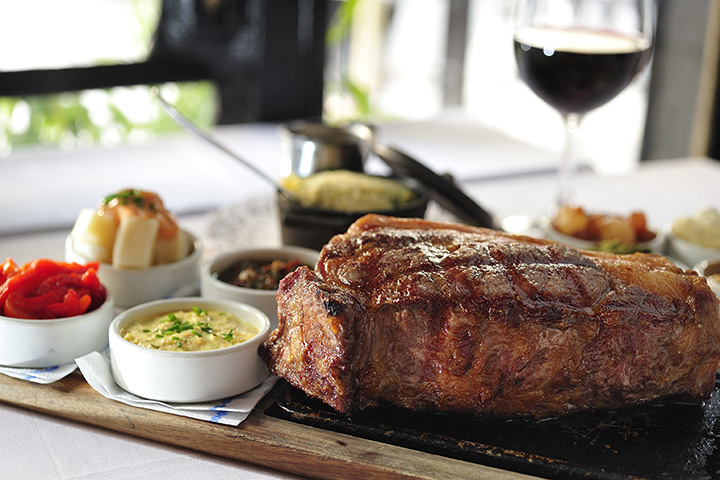 The 10 Best Steakhouses in North Carolina!