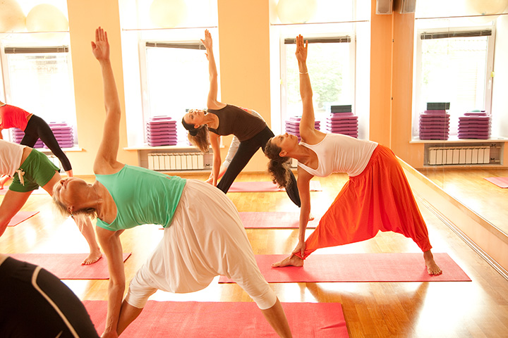 The 10 Best Yoga Studios In North Carolina
