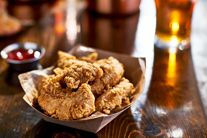 The 10 Best Places for Fried Chicken in North Dakota!