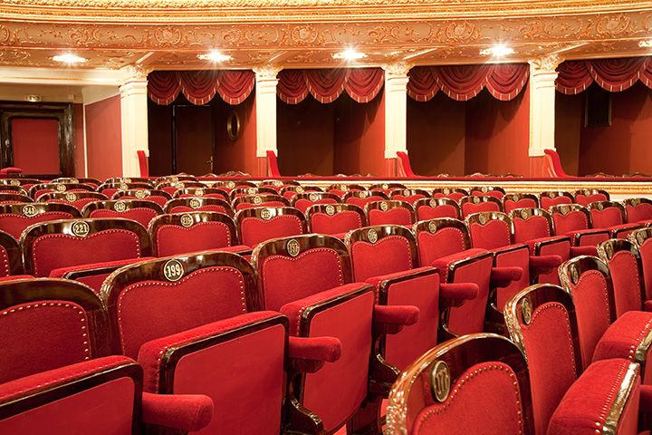 The 10 Best Historic Theaters in North Dakota!