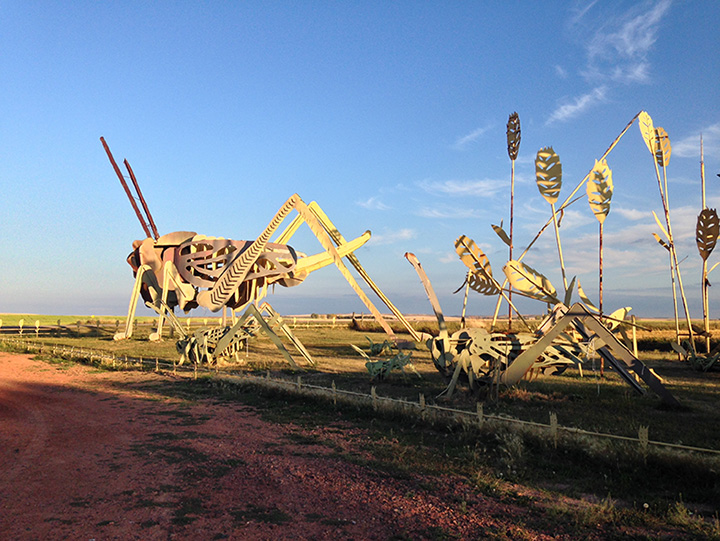 10 of the Best (and Most Offbeat) Attractions in North Dakota!