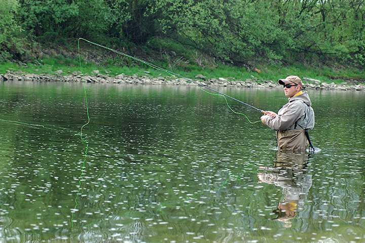 The 7 Best Fly Fishing Spots in Nebraska!