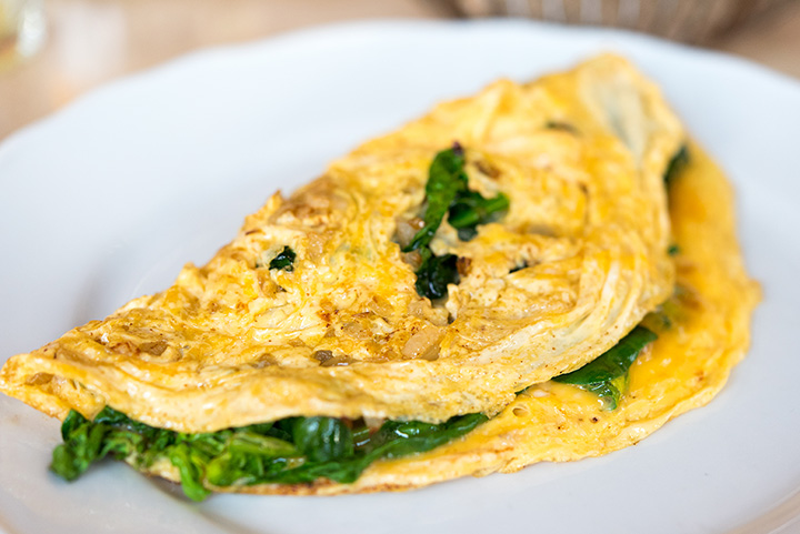 The 10 Best Omelets in Nebraska!