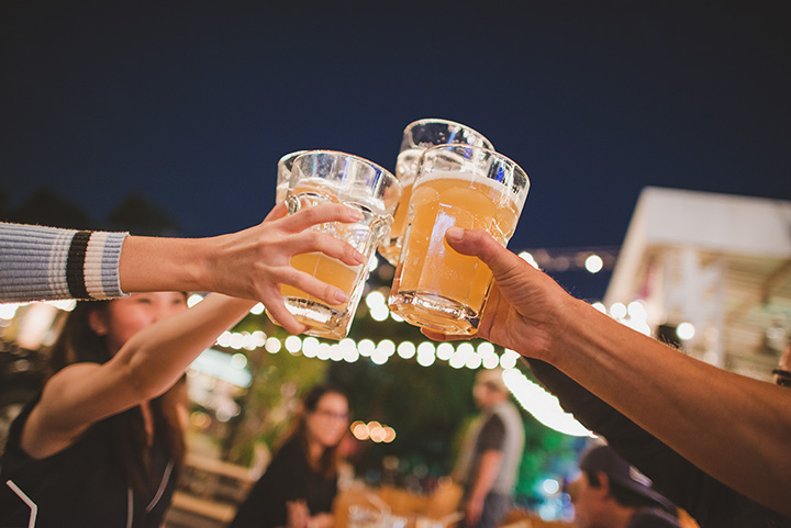 The 8 Best Beer Gardens in New Hampshire!