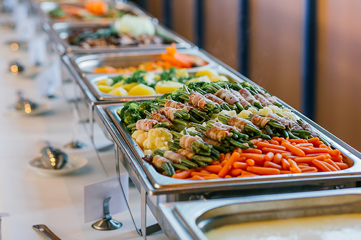The 9 Best Buffets in New Hampshire!