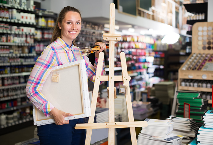 The 6 Best Craft Stores in New Hampshire!