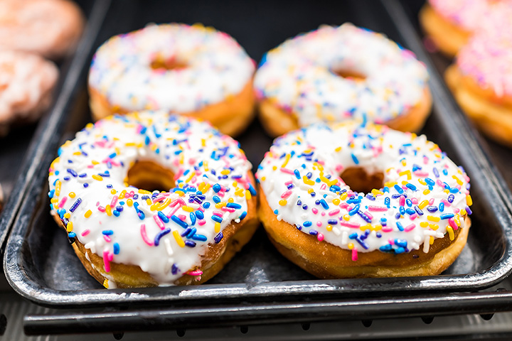 The 10 Best Doughnut Shops in New Hampshire!