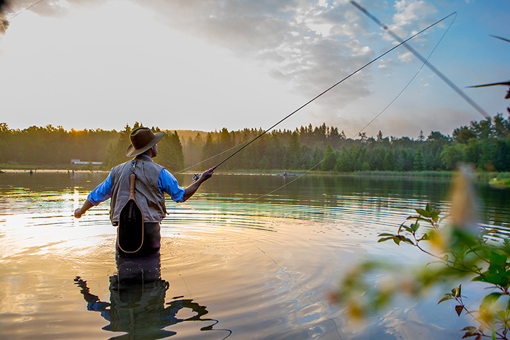 The 7 Best Fly Fishing Spots in New Hampshire!