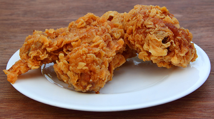 The 9 Best Places for Fried Chicken in New Hampshire!