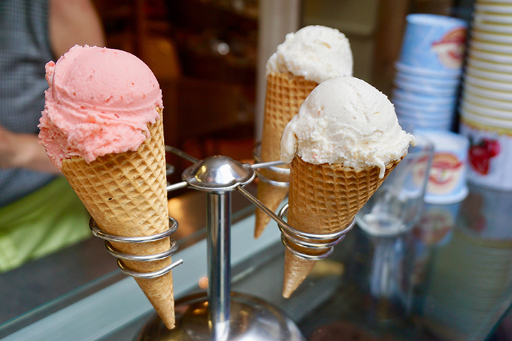 The 6 Best Gelato Places in New Hampshire!