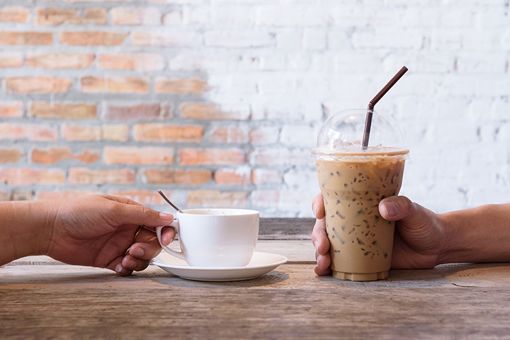 The 9 Best Spots for Iced Coffee in New Hampshire!