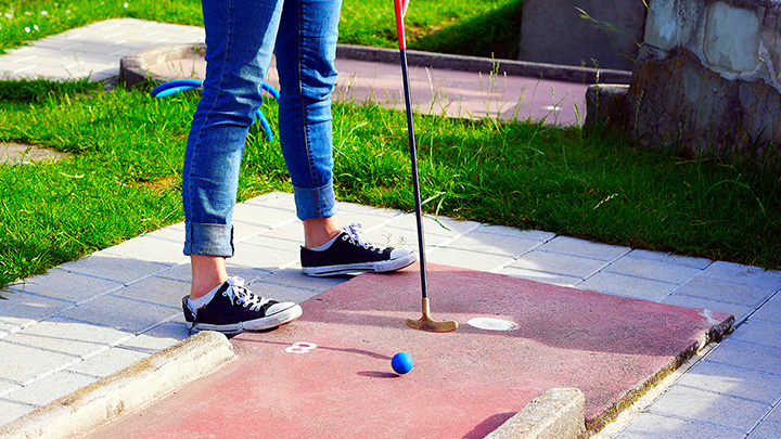 The 10 Best Mini Golf Courses in New Hampshire!