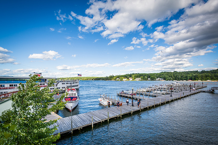 The 15 Most Romantic Places in New Hampshire!
