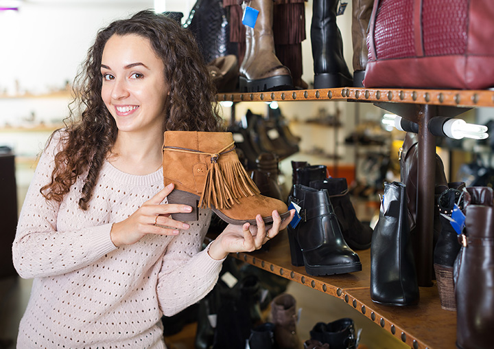The 10 Best Shoe Stores in New Hampshire!