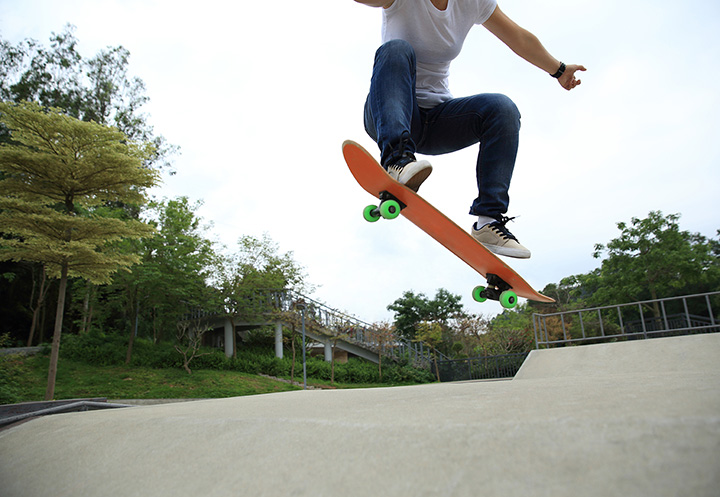 The 9 Best Skate Parks in New Hampshire!