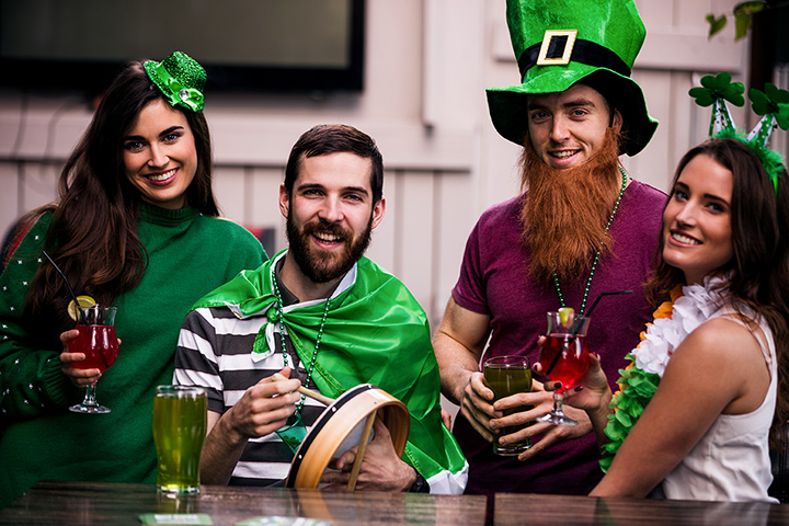 The 12 Best Places to Celebrate St. Patrick's Day in New Hampshire!