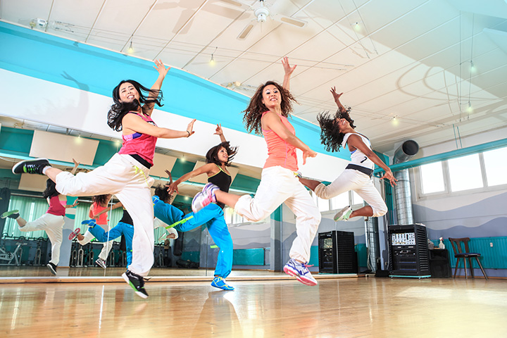The 10 Best Zumba Classes in New Hampshire!
