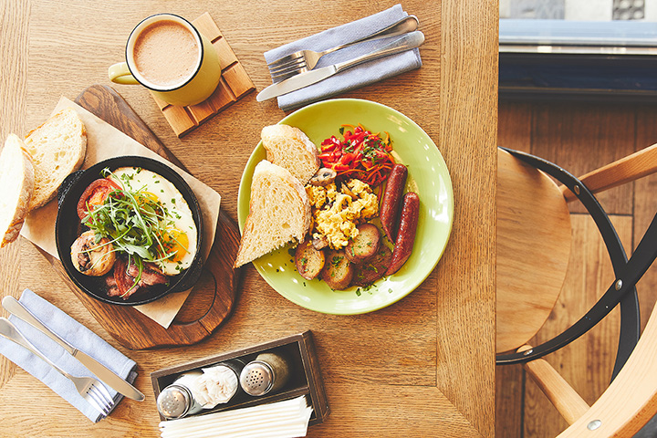 10 Best Brunch Places in New Jersey