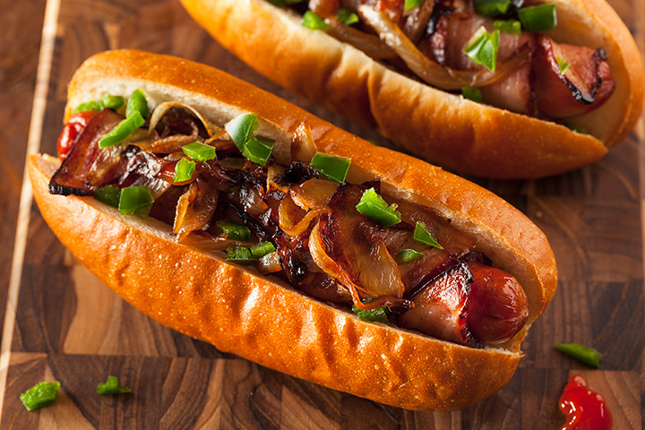 The 11 Best Hot Dog Joints New Jersey!