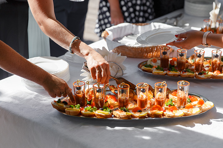 The 10 Best Caterers in New Mexico!