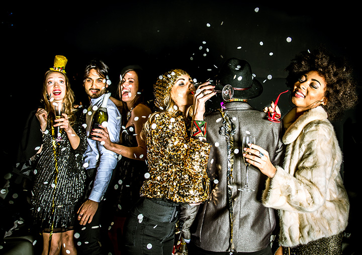 The 7 Best New Year's Eve Events for Families in New Mexico!