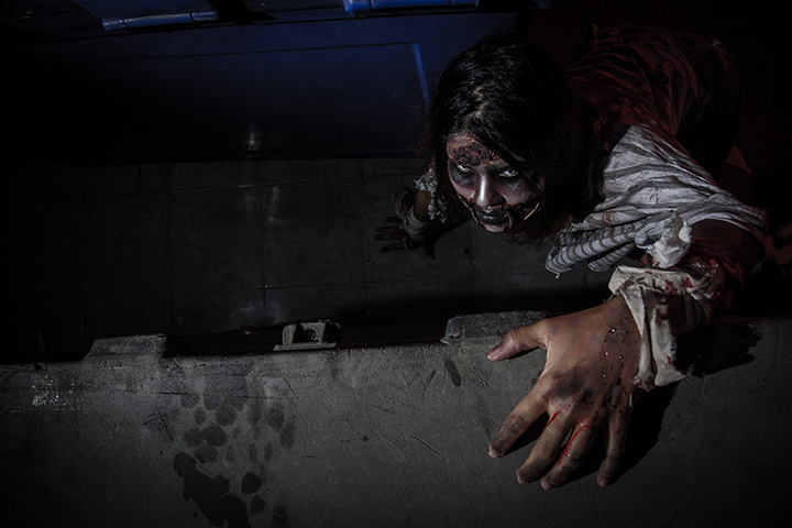 5 Best Haunted Attractions in Nevada
