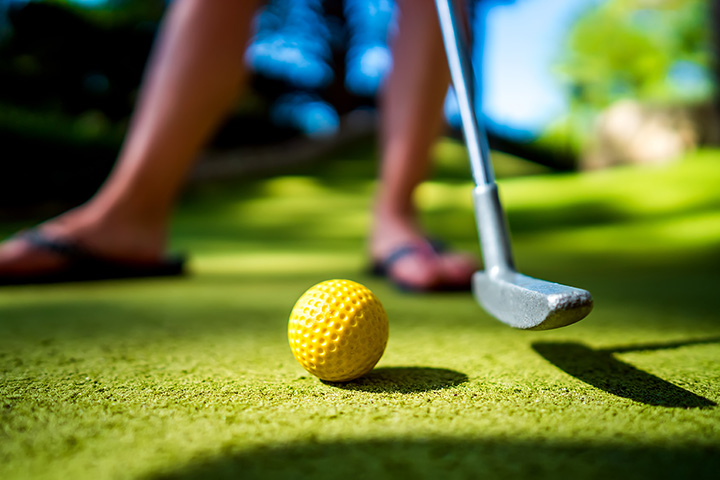 The 7 Best Mini Golf Courses in Nevada!