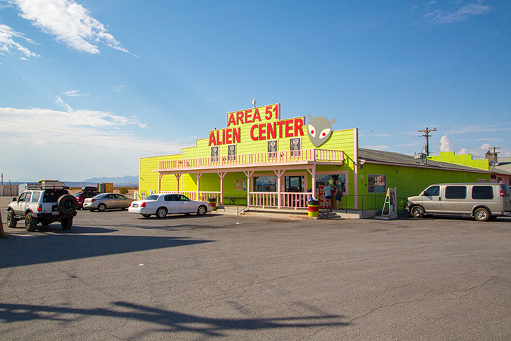 15 of the Best (and Most Offbeat) Attractions in Nevada!